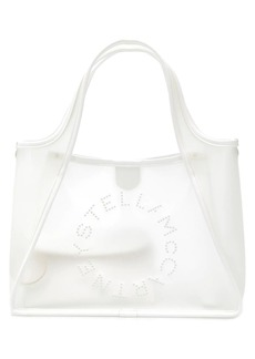 Stella McCartney transparent tote bag