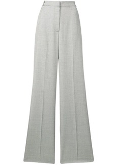 Stella McCartney two-tone flared trousers