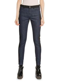 Stella McCartney Western-Detailed Skinny Jeans
