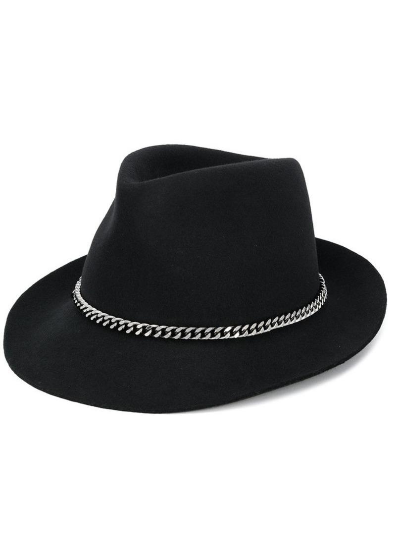 Stella McCartney wool chain hat