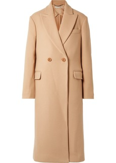 Stella McCartney Wool-twill Coat