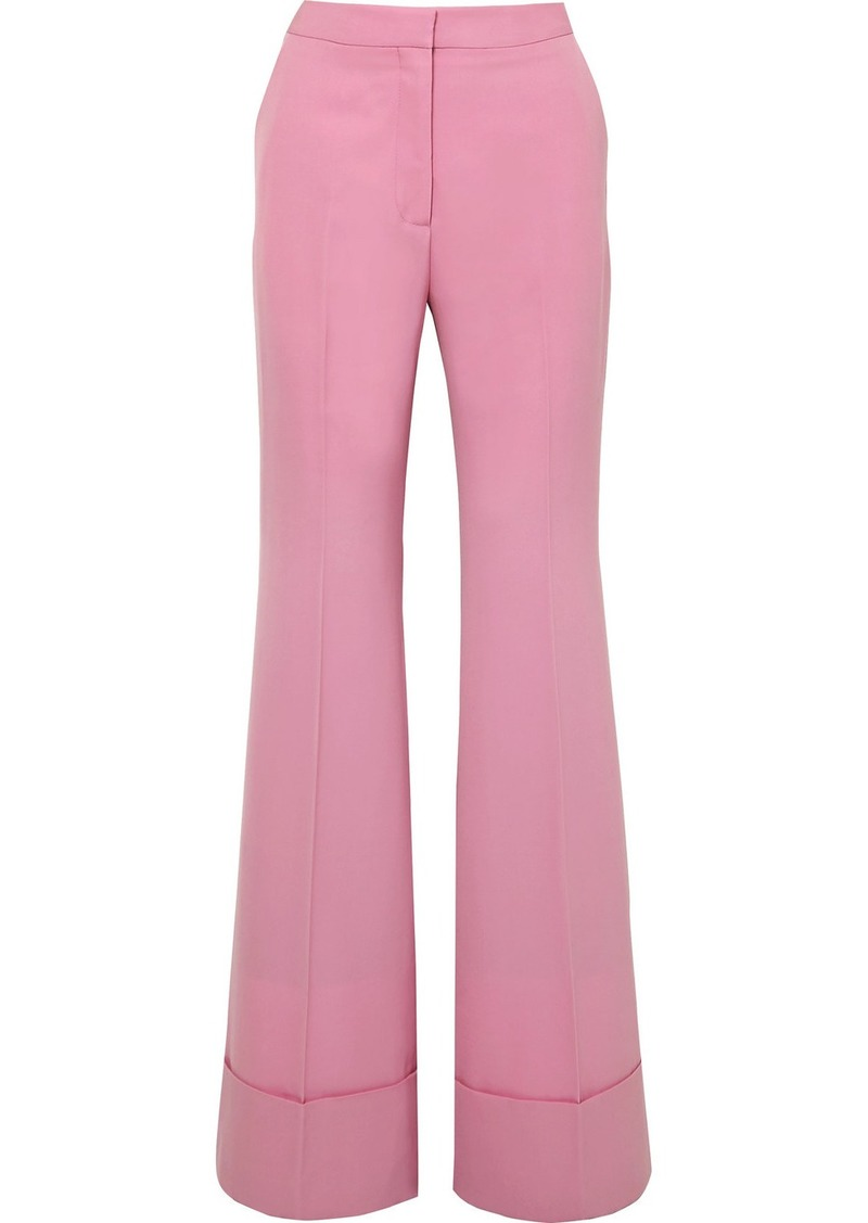 Stella McCartney Wool-twill Flared Pants
