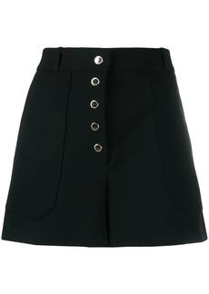 Stella McCartney work wear mini shorts