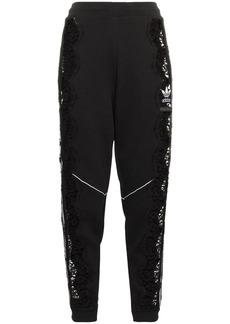 Stella McCartney x adidas lace panel track pants