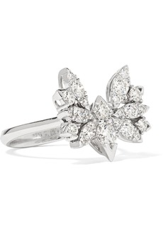 Stephen Webster Hearts On Fire White Kites 18-karat White Gold Diamond Ring