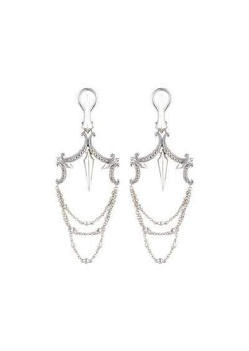Stephen Webster Superstud Small Chandelier Earrings