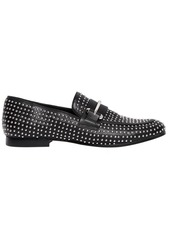 Steve Madden 10mm Kast Studded Faux Leather Loafers