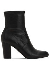 Steve Madden 90mm Actual Faux Leather Boots