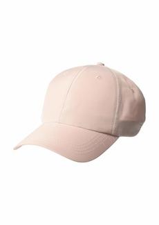 Steve Madden All Over Nylon Baseball Hat with SM Logo Lining