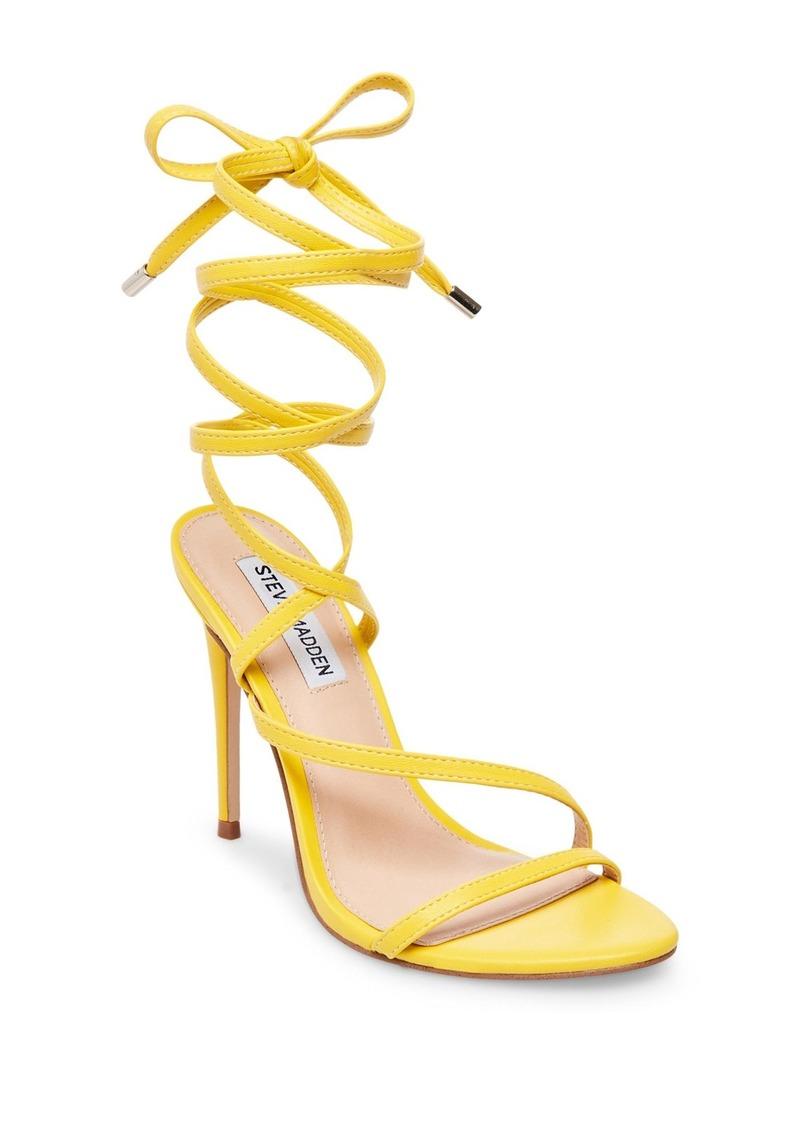 Amberlyn Strappy Wrap Sandal