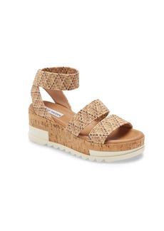 Steve Madden Bandi Platform Wedge Sandal