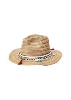 Steve Madden Beach Comber Panama Hat