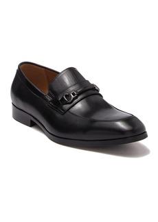 Steve Madden Bit Dress Slip On Leather Loafer