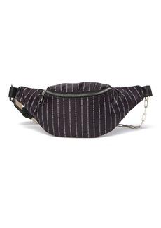 Steve Madden Charm Logo Belt Bag