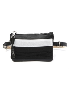 Steve Madden Colorblock Belt Bag
