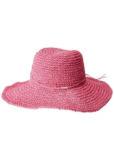 Steve Madden Crochet Cowboy Hat with Ties