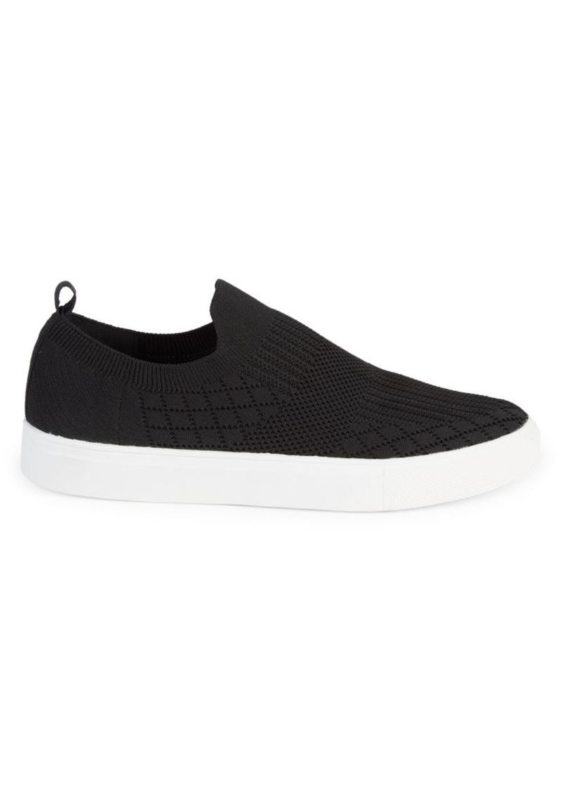Steve Madden Dani Knit Slip-On Sneakers