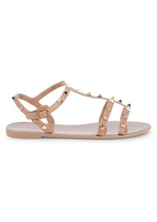 Steve Madden Dayten Studded Jelly Sandals
