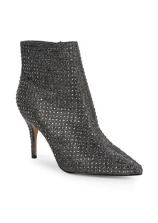 Steve Madden Harpir Embellished Point-Toe Booties