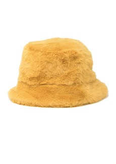 Steve Madden Faux Fur Bucket Hat