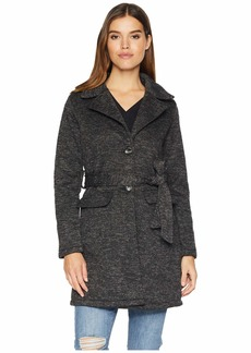 Steve Madden Fleece Trench