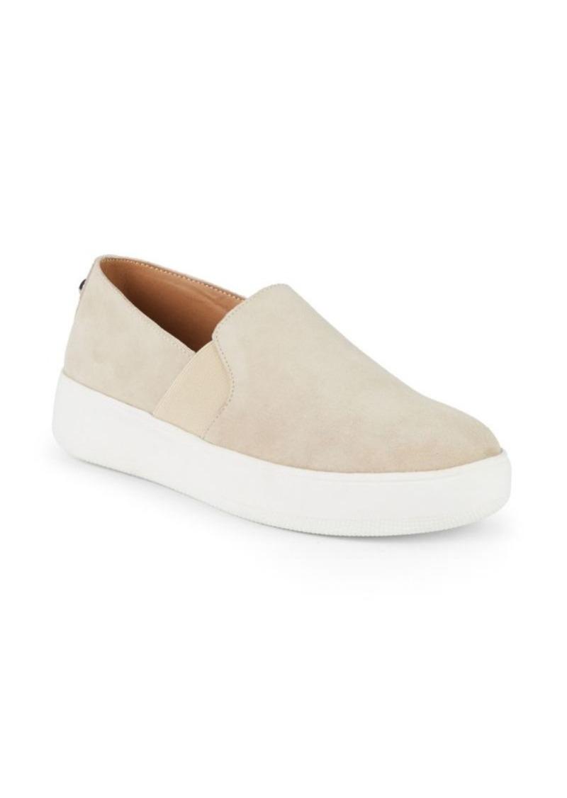Steve Madden Gary Leather Platform Sneakers
