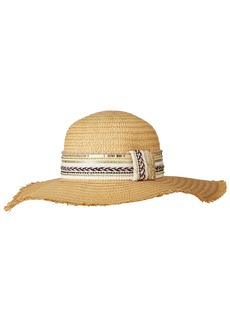 Steve Madden Gold Rush Floppy Hat