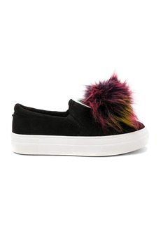 Great Faux Fur Sneaker