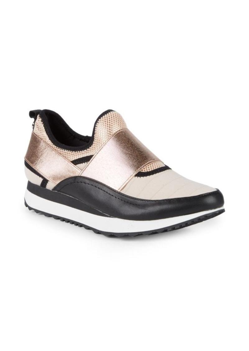 Steve Madden Haro Colorblock Slip-On Sneakers