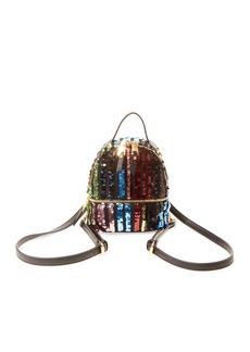 Steve Madden Jackis Mini Sequin Backpack