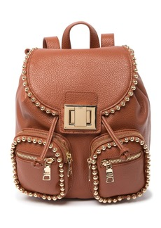 Steve Madden Jersey Studded Mini Backpack