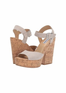 Steve Madden Jess Cork Wedge