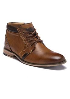 Steve Madden Komp Leather Chukka Boot