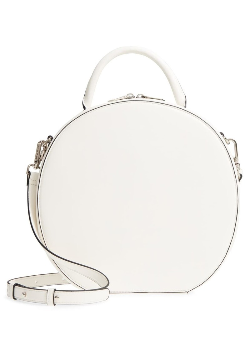 Steve Madden Large Pebbled Canteen Bag