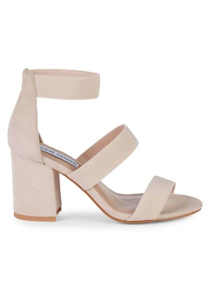 Steve Madden Leara Triple-Strap Sandals