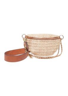 Steve Madden Marty Straw Belt Bag
