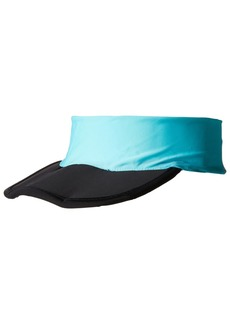 Steve Madden Neoprene Folding Visor with Pouch