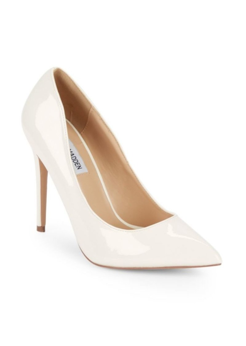 Steve Madden Olena Patent Leather Pumps