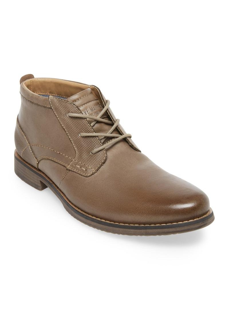 Steve Madden Pagosa Leather Chukka Boot