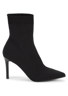 Steve Madden Phila Textile Sock Booties