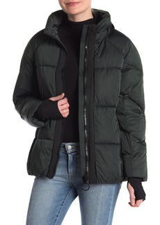 Steve Madden Quilted Puffer Jacket
