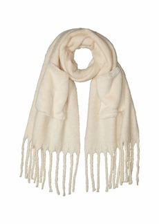 Steve Madden Removable Pocket Scarf
