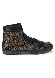 Steve Madden Riot High-Top Sneakers