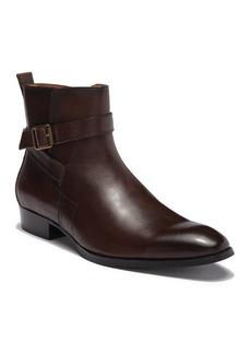 Steve Madden Sacha Buckle Strap Boot (Men)