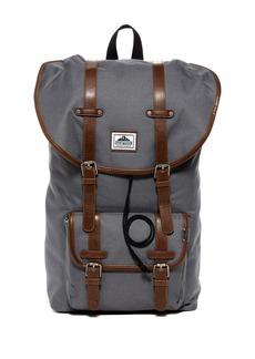 Steve Madden Solid Utility Backpack