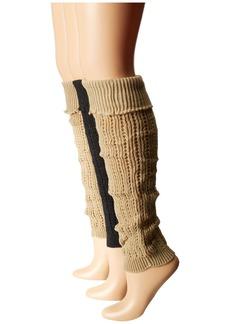 Steve Madden 3-Pack Leg Warmer
