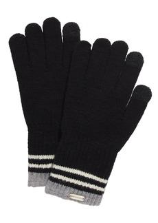 Steve Madden 3-Stripe Magic Gloves