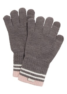 Steve Madden 3-Stripe Magic Gloves