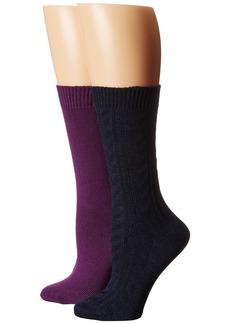 Steve Madden 4-Pack Boot Socks