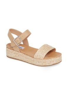 Steve Madden Accord Espadrille Platform Sandal (Women)